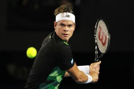 Raonic still in touch with McEnroe