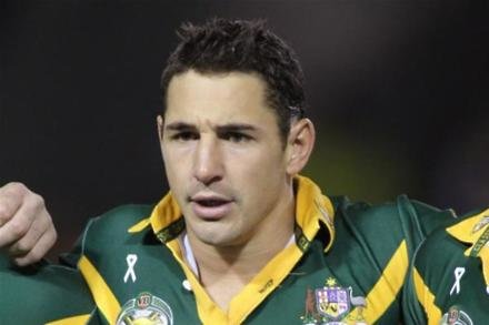 Injury blow for Slater