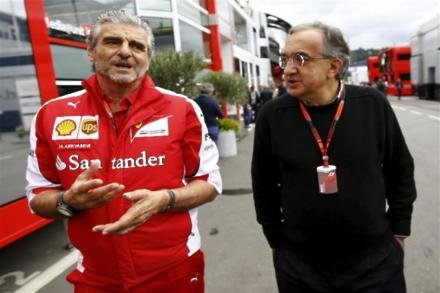 Ferrari deliver future quit threat