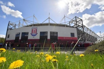 Danish winger arrives for Stoke trial
