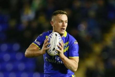 Russell expecting Warrington reponse