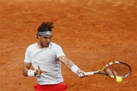 Nadal hopes practice makes perfect