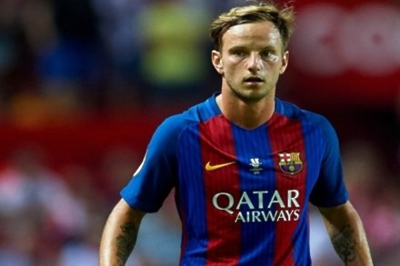 Rakitic does it for Barca in Bilbao