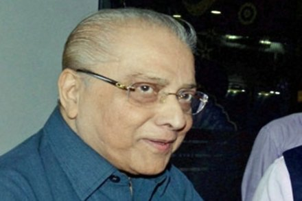BCCI President passes away