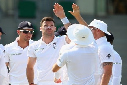 Anderson confident of Sri Lanka whitewash