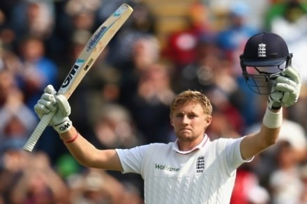 Root up to number one in Test batting rankings