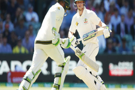 Khawaja gutted over Smith run out
