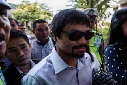 Pacquiao wants one more fight