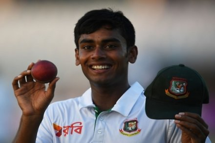 Magic Mehedi rockets up ICC rankings