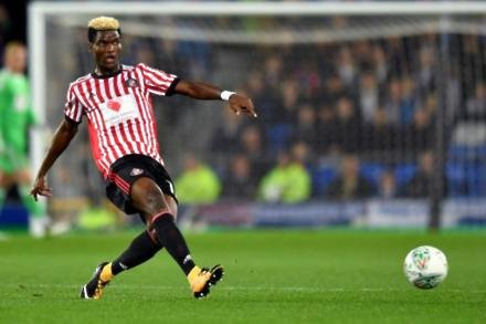Didier Ndong misses out for Sunderland