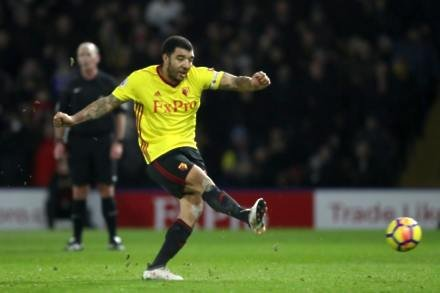 Deeney off the hook