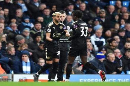 Mahrez holds clear-the-air-talks with players