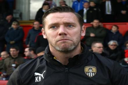 Angry Kevin Nolan tells Notts County players 'they're in for horrible 48 hours'