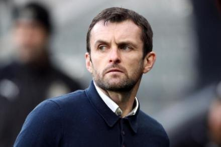 Nathan Jones praises players for grinding out win against Morecambe