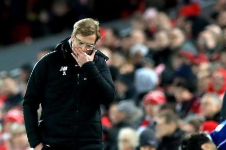 Klopp staying quiet over ref