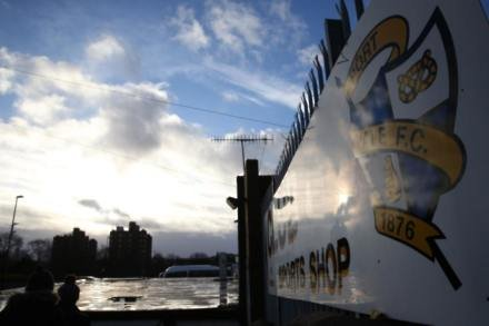 Port Vale's game with Exeter called off due to waterlogged pitch