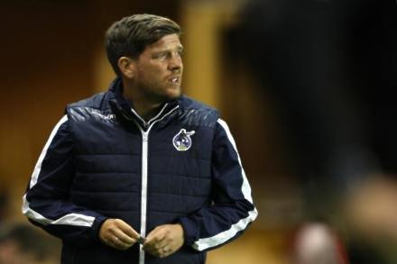 Darrell Clarke put Bristol Rovers win at Oxford down to character