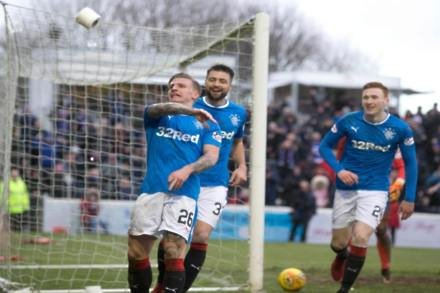 Jason Cummings excited by prospect of partnership with Alfredo Morelos