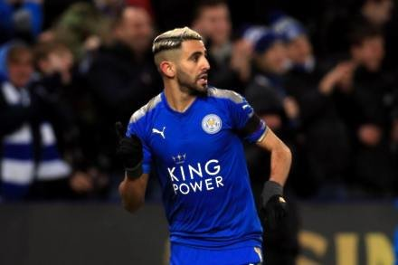 Mahrez set to end Foxes exile