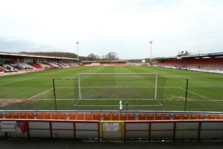 Stevenage earn a point after late drama against Luton