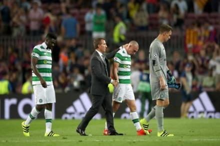 Celtic stopper Dorus de Vries: Scars from Barca battering yet to heal up
