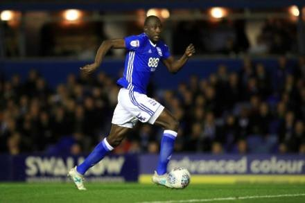 Suspended Cheikh N'Doye to miss Birmingham's game with Millwall