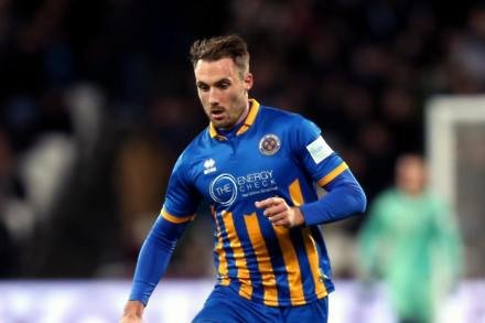Rodman nets late winner as Shrewsbury move back into top two