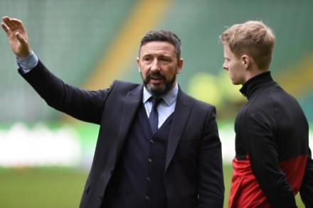 Derek McInnes believes Stevie May holds the key to Aberdeen's fortunes