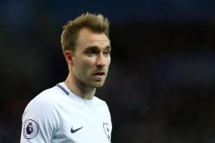 Eriksen hails Spurs fighting spirit