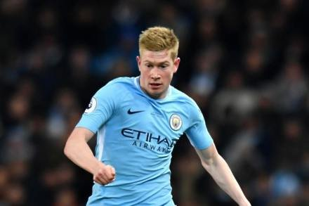De Bruyne in Ballon d'Or contention - Pep