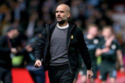 Pep's joy as City seal Wembley date