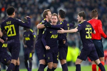 Mauricio Pochettino: Tottenham dominated Juventus for 83 minutes