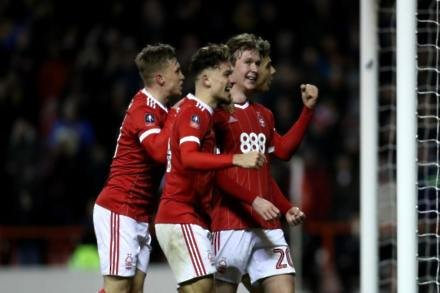 Aitor Karanka's Forest surprise league leaders Wolves