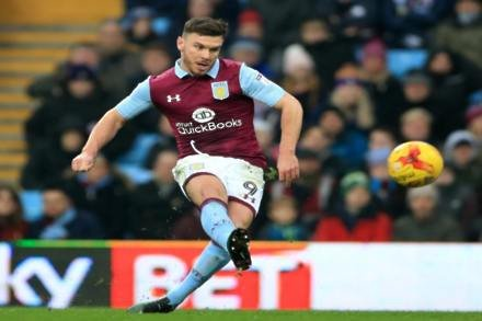 Scott Hogan strikes twice as Villa's promotion march continues