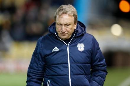 Cardiff boss Neil Warnock disappointed with point at Hillsborough