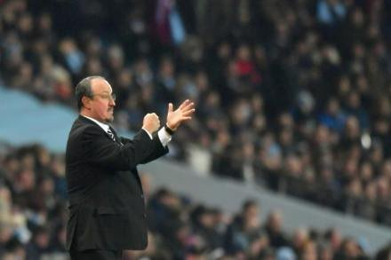 Proud Benitez sees Toon grasp survival route