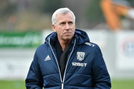 Pardew - I feel for Conte