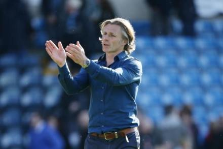 Wycombe reject approach for manager Gareth Ainsworth