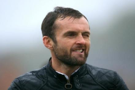 Nathan Jones in awe of Hatters' first-half display