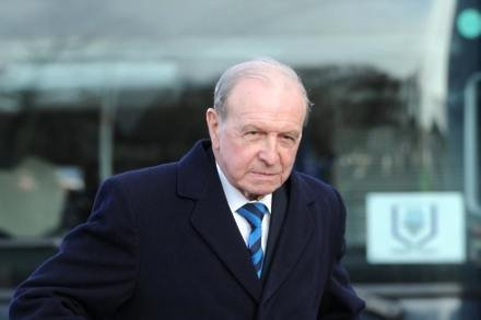 Social media tributes to Jimmy Armfield