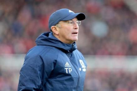 Middlesbrough boss Tony Pulis still frustrated despite beating Reading