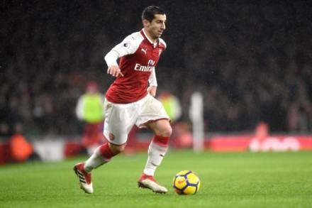 Mkhitaryan - Time was right to leave United