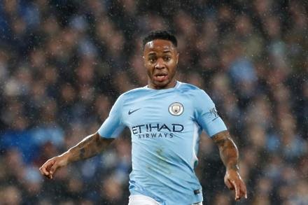 Pep defends Sterling after miss