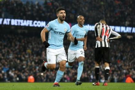 Pep hails Aguero display