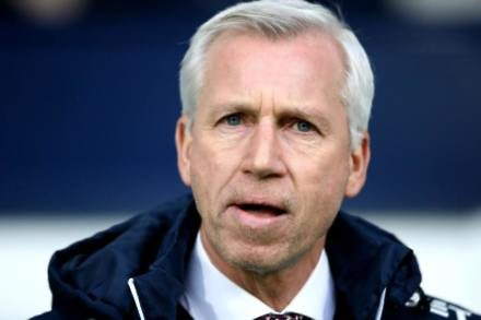 Pardew blames fatigue for defeat