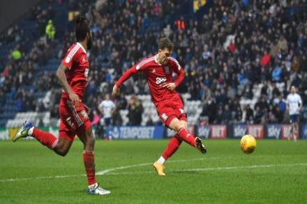 Preston play-off push stalls as Birmingham hit back to earn point