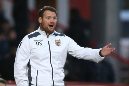 Defensive duo sidelined for Stevenage
