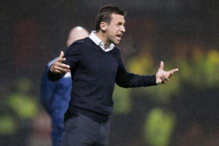 Dundee boss Neil McCann left baffled after losing to 10-man Kilmarnock