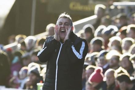 Owen Coyle says beating Dundee would revive Ross County survival hopes