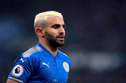 Mahrez remains absent for Leicester